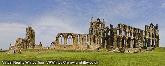 Whitby Abbey - Saint Hilda